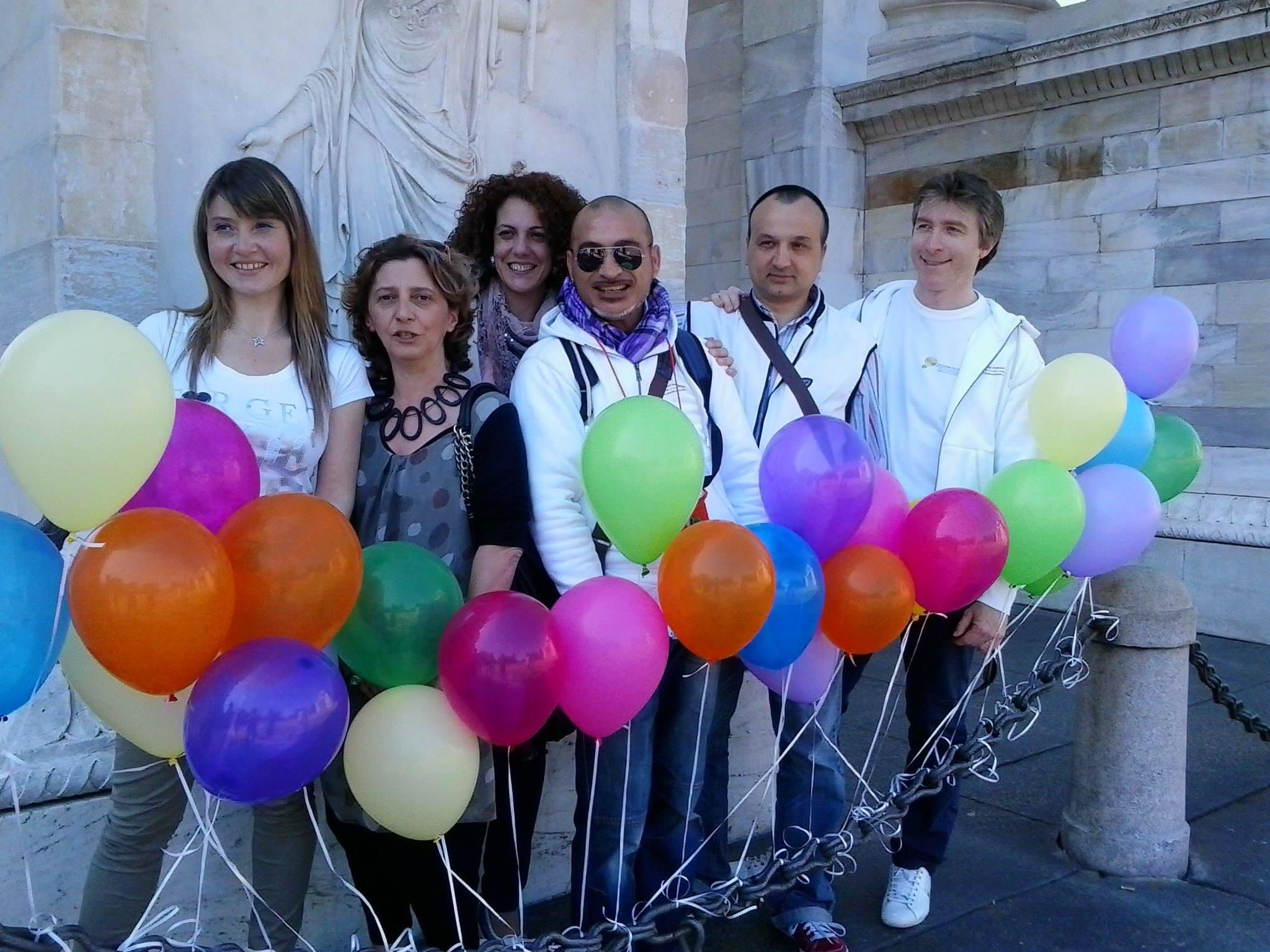 GIORNATA SENSIBILIZZAZIONE MILAMO 04.05.2014